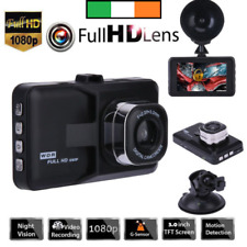 "3"" Dual Lens Car DVR Camera Video Recorder HD 1080P Dash Cam  G-Sensor HDMI"