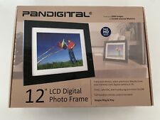 "Pandigital PAN1201W02 12"" High Definition Digital Picture Frame *FREE SHIPPING*"