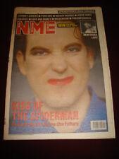 NME 1989 APR 8 ROBERT SMITH SPRINGSTEEN COWBOY JUNKIES JESUS JONES NEW ORDER