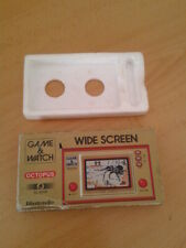 NINTENDO GAME&WATCH WIDESCREEN OCTOPUS OC-22 CAJA COMPLETA BOX+FOAM GOOD