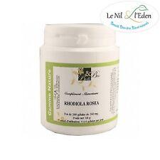 BELLE ET BIO - Rhodiola rosea (réduire la fatigue ) - 200 gélules