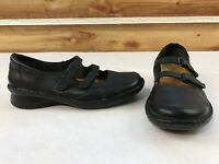 Naot Black Mary Jane Double Strap Womens Size 10 US 41/42 EU Shoes Sandals