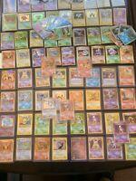 Vintage Pokemon 10 Card LOT 1st Edition Holo Rare Mint 🔥 Not PSA BGS Shadowless