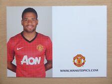 2012-13 Bebe Unsigned Man Utd Club Card - RARE (9679)