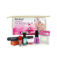MIA SECRET Pink Builder Gel Set (KIT-07)
