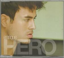 ENRIQUE IGLESIAS - Hero - CDs SINGOLO 2001 3 TRACKS NEW NOT SEALED