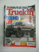 TRUCKIN' MAGAZINE SEPTEMBER 2007 SOUND OFF PUMP UP THE PARTY TRUCK SUV PICKUP