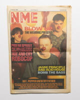 NME magazine 6 February 1988 The Wedding Present Prefab Sprout Hue & Cry