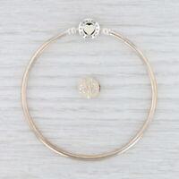 New Authentic Pandora Tree of Hearts Bangle Gift Set B800516-21 Charm Bracelet
