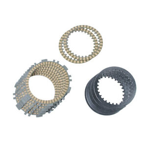 For Yamaha TMAX 530 XP530 Engine Parts Clutch Friction Disc Steel Plate Kit