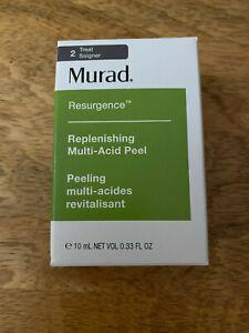 Murad Resurgence Replenishing Multi-Acid Peel - 10ml