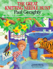 The Great Knitting Needle Hunt by Paul Geraghty PB1991 AS NEW