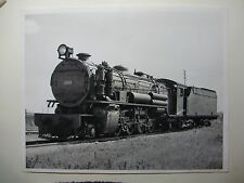 "KEN05 10"" x 8"" EAST AFRICAN RAILWAYS Steam Locomotive No2804 Photo - KENYA"
