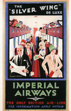 Travel Silver Art Posters
