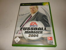 XBox   Fussball Manager 2004 (8)