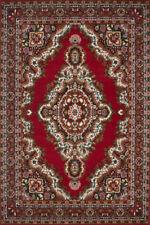 Tapis rouge pour la maison, 120 cm x 170 cm