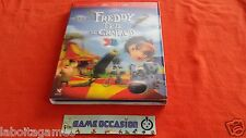FREDDY TETE DE CRAPAUD COMBO BLU RAY 3D+1 VERSION DVD