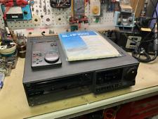 Sony Sl-Hf1000 Super Betamax ( Pinnacle of All the Beta Vcr ) *90 Days Warranty*