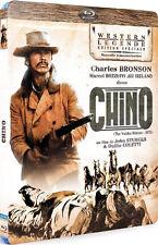 Chino NEW Classic Blu-Ray Disc J. Sturges Charles Bronson M. Bozzuffi J. Ireland