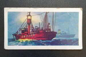 ABC Minors Card Sea Scenes No.5: A Lightship.
