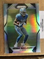 2017 Prizm Kenny Golladay Silver Prizms Rookie Card RC Lions PSA 10??