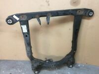 10-14 Cadillac SRX FWD  Front Suspension Engine Cradle Cross Member K-Frame V