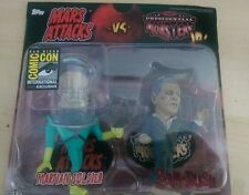 San Diego Comic Con Exusive MARS ATTACKS vs Presidential Monsters Topps Zom-Bush