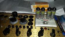 4X el84 EL 84 6bq5 6P14P quartetto selezionat m.pair NOS 6BQ5  EL84 Rohren
