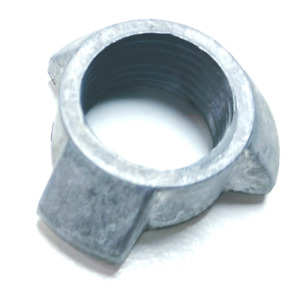 Exterior Mirror Mounting Nut, Each, T-1 68-75, T-2 68-79, T-3 62-63, Ghia 73-74