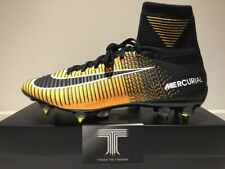 Nike Mercurial Superfly V SG PRO AC Anti Clog Flyknit ~ 889286 802 ~ Uk Size 9 ~
