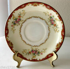VINTAGE HANOVER by MEITO JAPAN SAUCER 5.75 INCHES-DISCONTINUED