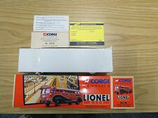 Corgi Classics 53902 Lionel City # 743 Bus Lines Yellow Coach , Wrapped & NIB