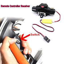 1* Winch 3 Ways Wireless Remote Controller for 1/10 Crawler Car Axial SCX10 TRX4