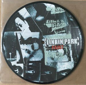 "Linkin Park Faint Limited Edition 7"" Picture Disc Vinyl Only."