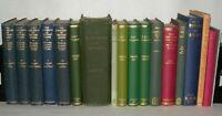 17 Bird Interest Books - Hardback Books, Various Titles/Dates/Publishers (17CBZ)