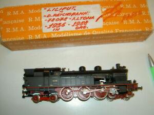 loco vapeur LILIPUT ho