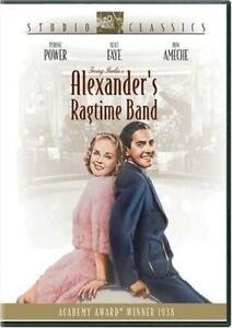 Alexanders Ragtime Band DVD - Region 1 - VGC