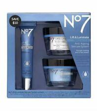 No7 Lift & Luminate Triple Action Skincare System