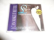LUTHER VANDROSS - I Can Make It Better - Deleted 1996 UK 4-track CD Single