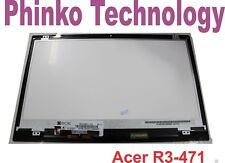 "Genuine Screen + Touch Assembly 14.0"" HB140WX1-401 for Acer R3-471 R3-471TG-58E0"