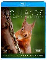 Highlands - Scozia Selvatico Cuore Blu-Ray Nuovo (3711537153)