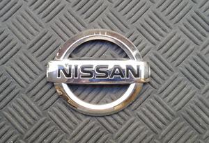 OEM Nissan Body/Dash Emblem. 10.6cm
