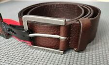 Hugo Boss Gennar men's handmade belt size 110-42 - Vintage Look