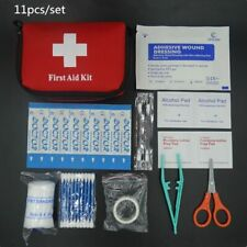 11 Pcs For ZipStitch Laceration Mini Kit First Aid Kit Medical Survival Bag Home