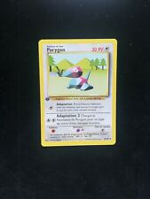 Carte Pokémon Porygon 39/102  Edition 1 Set de Base Wizards FR Proche Neuf