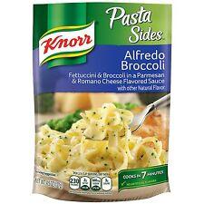 Knorr Pasta Sides Pasta Side Dish, Alfredo Broccoli 4.5 oz (Pack of 12)