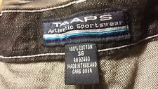 Tapps Men's Jeans 38x32(D28)