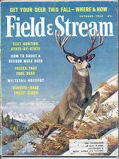 10/1965 Field and Stream Magazine