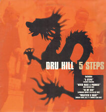 DRU HILL - 5 Steps - Island