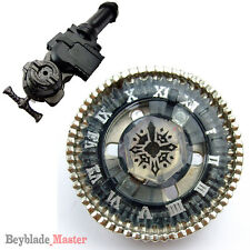 Beyblade Fusion Metal BB104 Twisted Tempo/Basalt Horogium+GRIP+LR Launcher